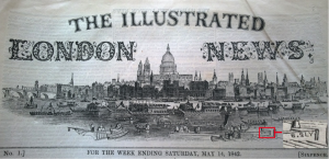 london illustrated news masthead